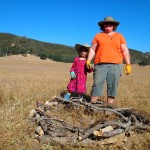 Clara & Mary & Humanure site